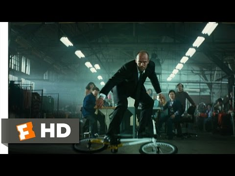 Transporter 3 410 Movie   Bike Chase 2008 HD