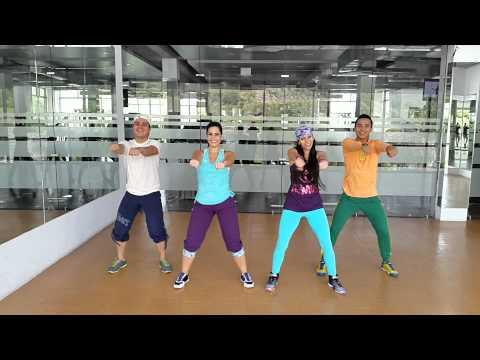 ZUMBA La Ametralladora by Honduras Dance Crew