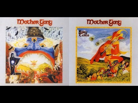 MOTHER GONG  (Gilli Smyth) --  Fairy Tales 1979