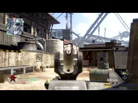 Black Ops: AUG Vs FAMAS - Live Commentary #1