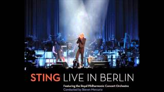 Sting - Englishman In New York (CD Live in Berlin)