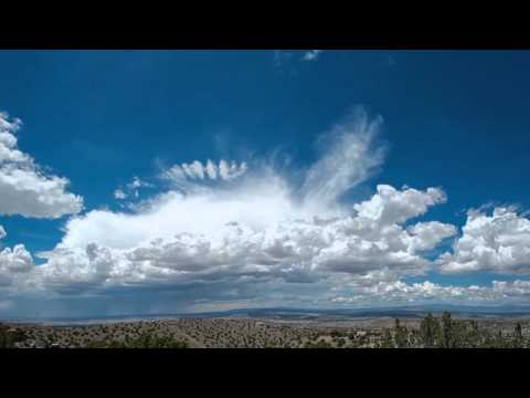 Time Lapse Clouds Formation | Nature Timelapse