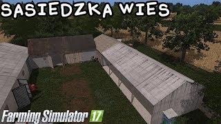 ️Prezentacja mapy - Sąsiedzka Wieś #59 Farming Simulator 17