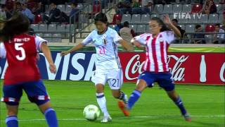 Match 16: Paraguay V Japan   Fifa U17 Women's World Cup Jordan 2016
