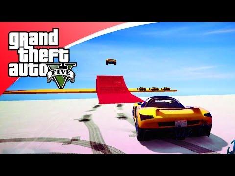 GTA V Online - DE BLENDER DES DOODS! (GTA 5 Funny Jobs)