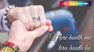Mere hath me tera hath ho | Whatsapp status | Fanaah | 30 sec
