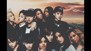 Fifth Harmony x BTS . Mash-Up | Blood Sweat & Tears x Work From Home