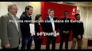 Por una revolución ciudadana en Europa