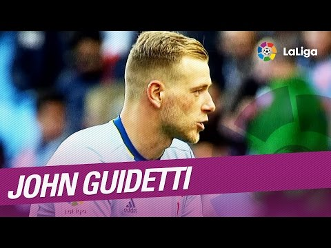 El Protagonista: John Guidetti, jugador del Celta de Vigo