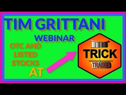 "Tim Grittani Webinar @TrickTrades ""Full Version"""