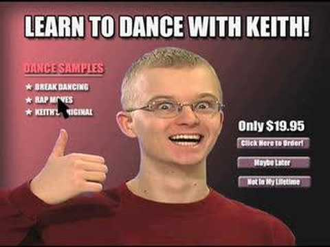 Dance w/Keith 2004 SHS Video Yearbook