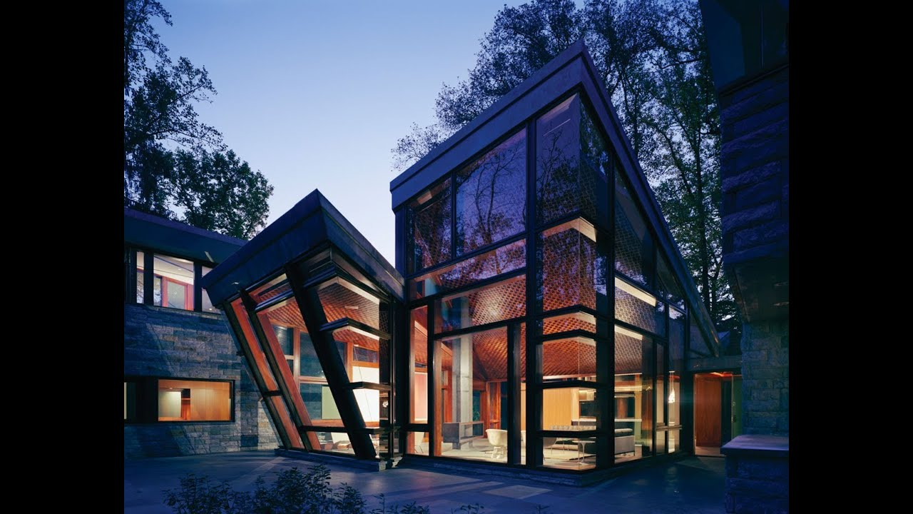 Contemporary House Designs : Glenbrook Residence By David Jameson Architect    YouTube
