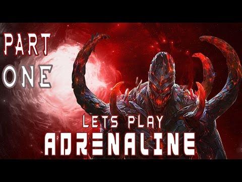 [HoN]Let's Play Adrenaline Game 1 ซับไทย