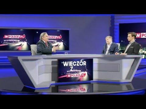 Wieczór wPolsce.pl: Piotr Barełkowski rozmawiał z Krzysztofem Bosakiem i Cezarym Kazimierczakiem