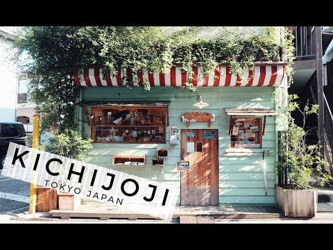 NOT ON YOUR TYPICAL TOUR GUIDE: TOKYO'S KICHIJOJI