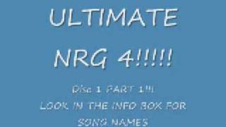NEW!  ULTIMATE NRG 4    DISK 1 PART 1  !!!!!!!