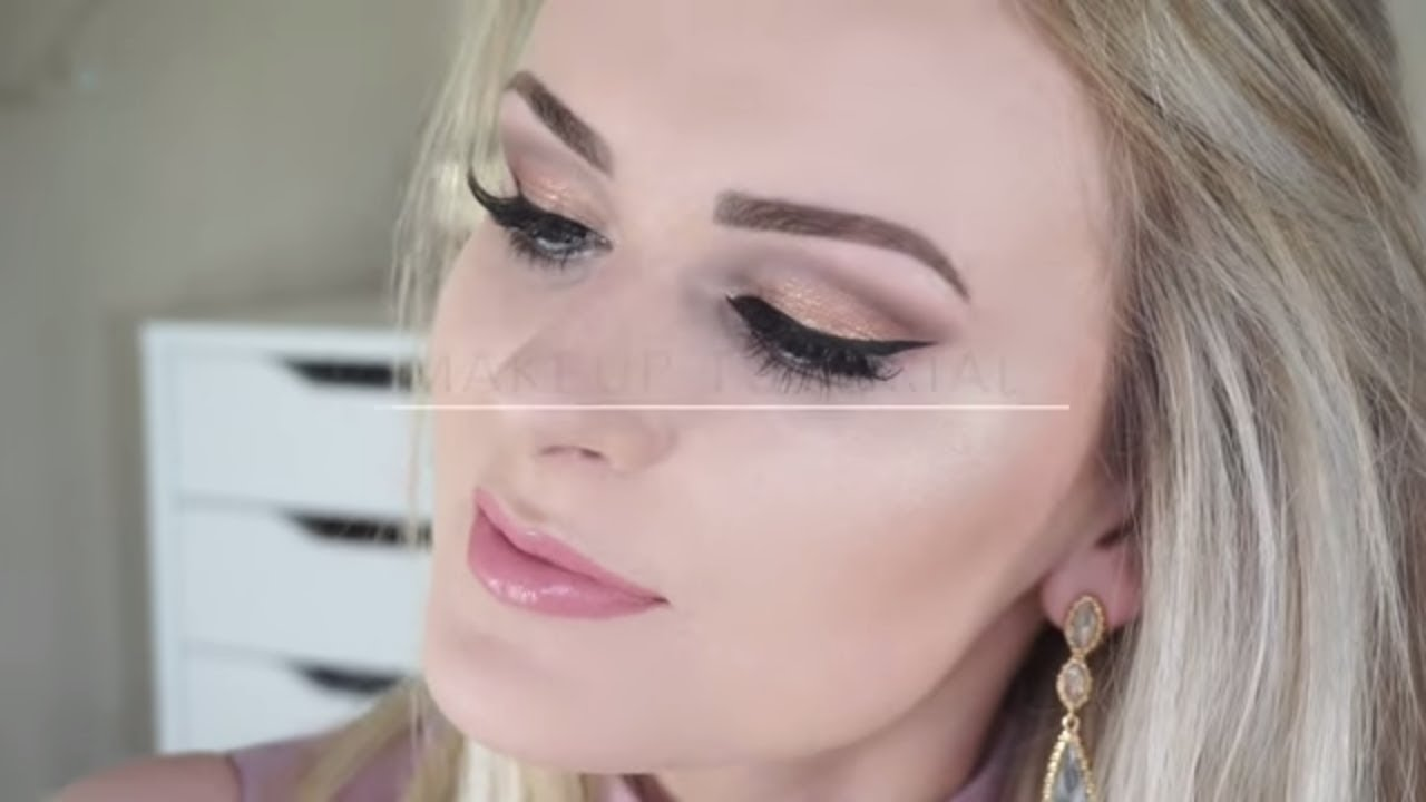 Bridesmaid Makeup Tutorial