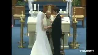 Свадебные казусы. и не много смеха
