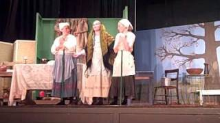 FoJo Players: Fiddler on the Roof: Matchmaker