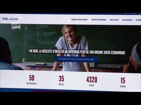 Pacte d'excellence, Teach For Belgium : McKinsey et l'éducation en Wallonie - VoxPop