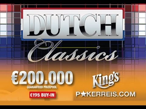 Dutch Classics King's Casino Rozvadov