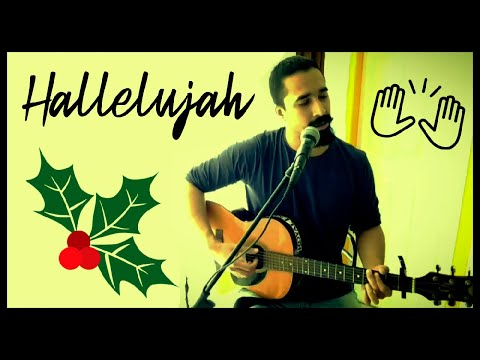 Hallelujah - Acoustic Cover by Sanjay Menon