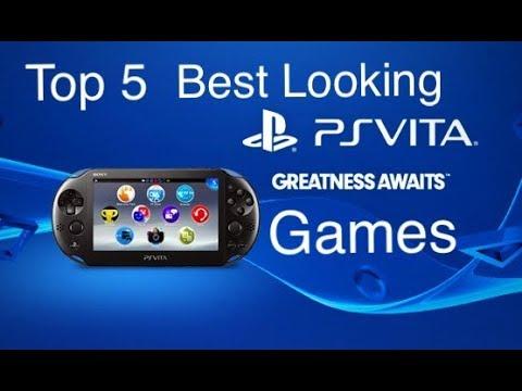 Top 5 Best Looking PS Vita Games
