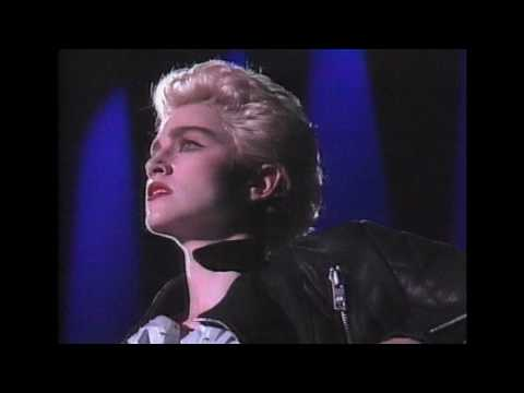 PAPA DON'T PREACH-MADONNA  WHO'S THAT GIRL-MITSUBISHI SPECIAL LIVE IN JAPAN