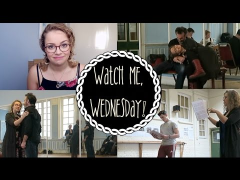 Watch Me, Wednesday!