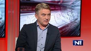 N1 Pressing: Željko Komšić (10.10.2018.)