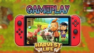 Harvest Life | Gameplay [Nintendo Switch]