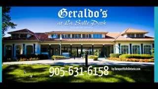 Geraldo'sTrailer by BanquetHallsOntario.com