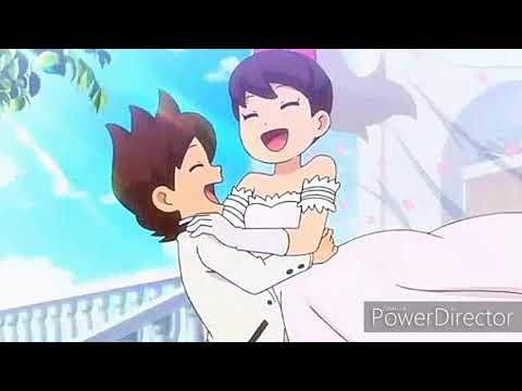 Yo Kai Watch Nathan And Katie In Love [AMV]