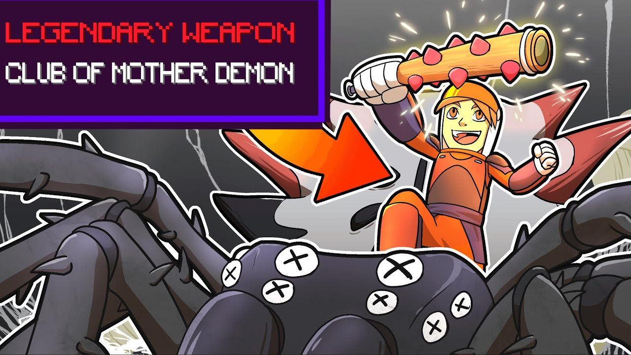UNLOCKING THE NEW LEGENDARY WEAPON IN GROUNDED (we beat broodmother)
