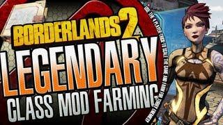 Borderlands 2 Where to Farm the New Legendary Class Mods Ultimate Vault Hunter Pack 2