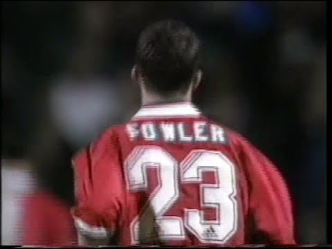 Fulham 1 Liverpool 3 22/09/1993 - Robbie Fowler debut