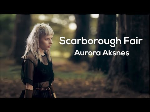 Scarborough Fair - Aurora Aksnes (Official Music Video)