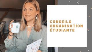 ORGANISATION ETUDIANTE // Cours, Vie quotidienne ...