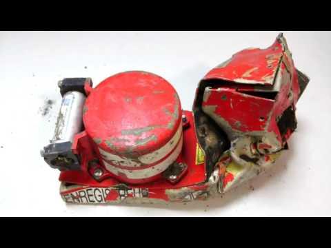Leaked Black Box Audio from Germanwings Flight 4U9525 During Crash Or is it