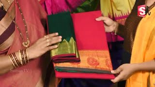 Mercerized Cotton Saree Collection | Samprada Cotton Sarees | Perfect Blouses For Cotton Sarees