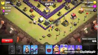 FAIL!😱R.I.P.MAGHI BOMBE GIGANTI! CLASH OF CLANS#4