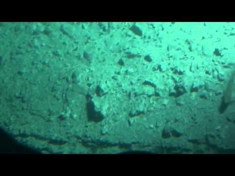 Кольцевые структуры на льду Байкала / Тайны и чудеса