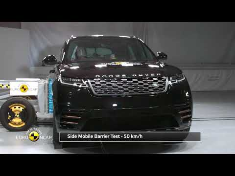 Euro NCAP Crash Test of RANGE ROVER VELAR