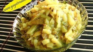 Puri Saathi Potato Curry- Andhra Recipes - Telugu Vantalu