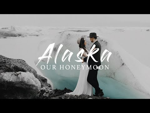 OUR ALASKA HONEYMOON + photos with India Earl