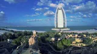 Wild Wadi's Swim around Burj Al Arab 2014