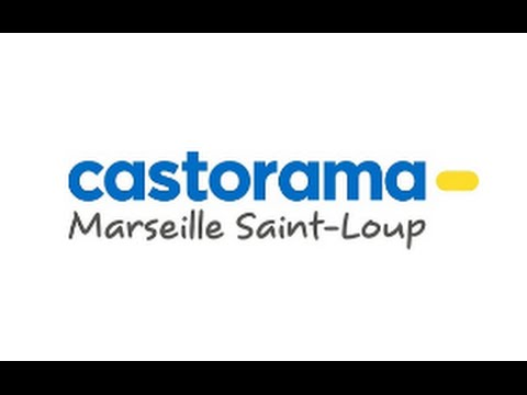 castorama marseille st loup bienvenue youtube. Black Bedroom Furniture Sets. Home Design Ideas