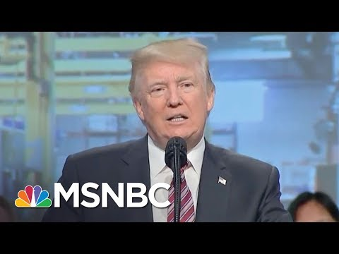 President Donald Trump Touts Puerto Rico Response As Mayor Begs For Help | The Last Word | MSNBC
