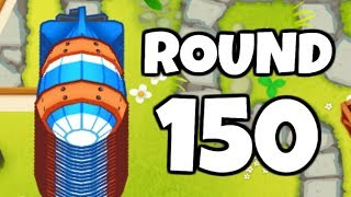 How Do You Beat Round 150? (Bloons TD 6)
