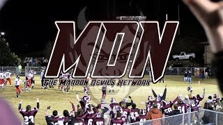 Football; Maroon Devils Host Mountain Island Charter November 16, 2018